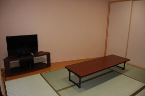 名東斎場偲の間和室