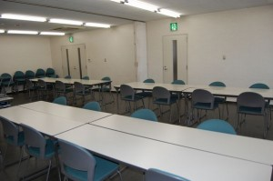 南斎場3F会食室