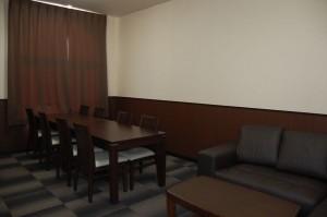 日進家族斎場控室